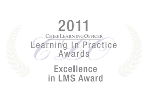 UpsideLMS Awarded by Silver award in Learning In Practice Awards by CLO magazine