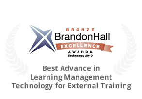UpsideLMS Awarded by Silver Brandon Hall Excellence in Learning Technology Awards