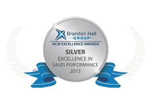 BrandonHall sliver |Awards & Recognitions