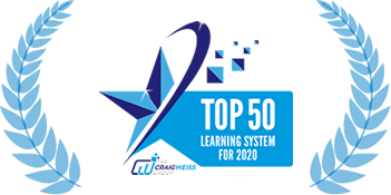UpsideLMS features on Craig Weiss' Top 50 LMS for 2020 List