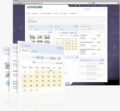 Best Value LMS With Configurable Learner Dashboard - Introducing UpsideLMS V5.0