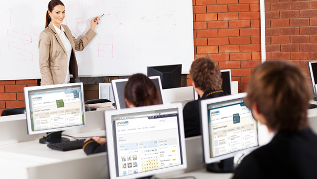 Blended Learning Via An LMS
