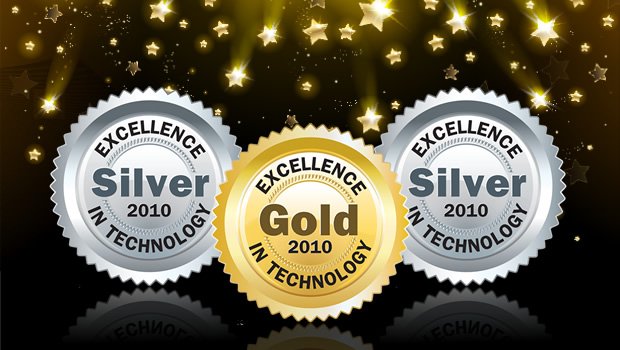 UpsideLMS wins THREE Awards at 2009 Brandon Hall Excellence in Learning Technology Awards