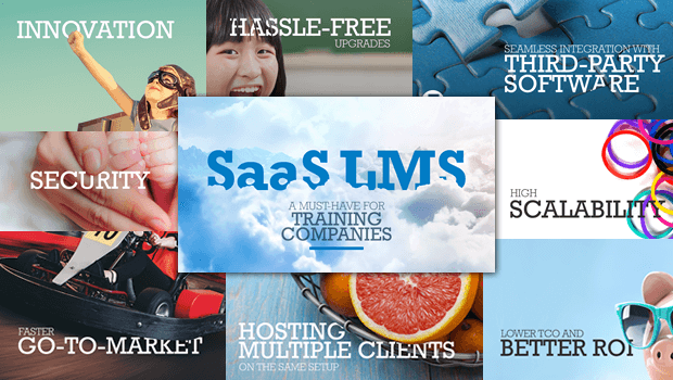 SaaS LMS for Training Companies
