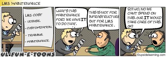 Ul Fun E Toons Lms Maintenance Upsidelms Blog