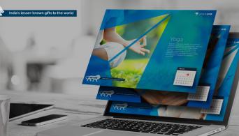 Make In India theme based Desktop Wallpaper 2018 Calendar