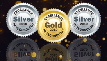 UpsideLMS wins THREE Awards at 2009 Brandon Hall Excellence-in Learning Technology Awards