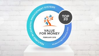 We are a Top Value for Money LMS. Hell, yeah!