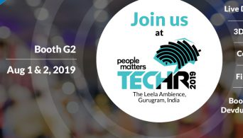 People Matters TechHR India 2019 Conference