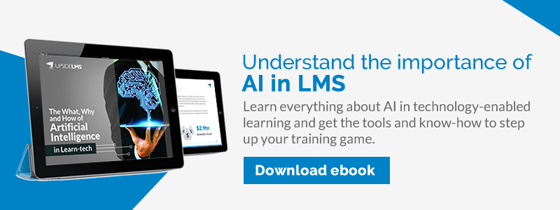 The what, why and how of Artificial Intelligence in Learn-Tech | Ebook