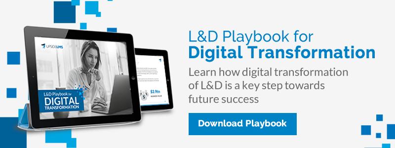 l&d playbook digital transformation