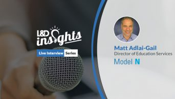 Customer Training in the new normal: Interview with Matt Adlai-Gail, Model N