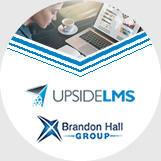 UpsideLMS associates with Brandon Hall Group for comprehensive webinar on putting learners in the driver's seat
