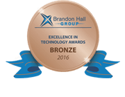 UpsideLMS clocks in its 12th Brandon Hall award with a Bronze