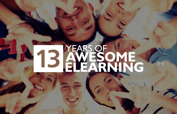 13 Years of Awesome eLearning