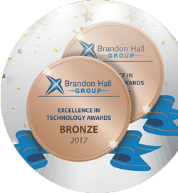UpsideLMS Sweeps 2 Bronze at the 2017 Brandon Hall Awards