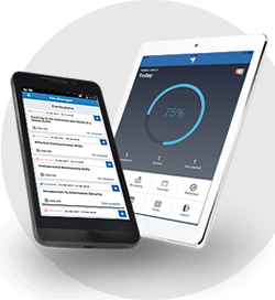 Go mLearning pro with UpsideLMS Mobile Apps