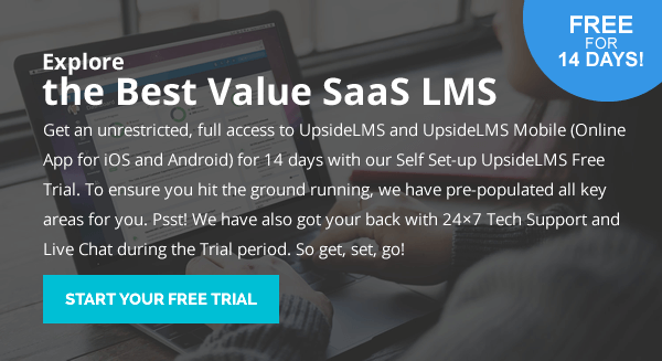 Explore the Best Value SaaS LMS, Free for 14 Days