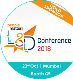 Meet us at People Matters 2018 L&D Conference!