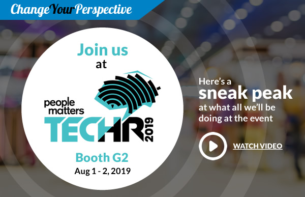 Join us at Asia's largest HR & Work Tech Conference (PM TechHRIn 2019 logo with dates + venue) for the latest in Learning Technology