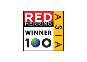 UpsideLMS | Winner of a Red Herring 100 Asia Award