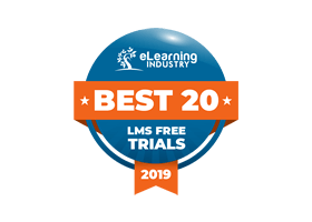 UpsideLMS is one of eLearning Industry's Best Learning Management Systems Offering Free LMS Trial