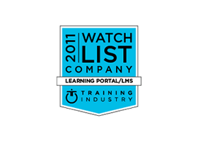 Featured in TrainingIndustry.com's Learning Portal Companies Watch List