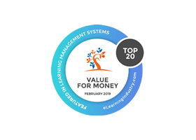 UpsideLMS bags Second Place in eLearning Industry's 'Top Value for Money Learning Management System' for 2019