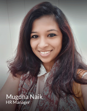 Mugdha Naik | HR Manager