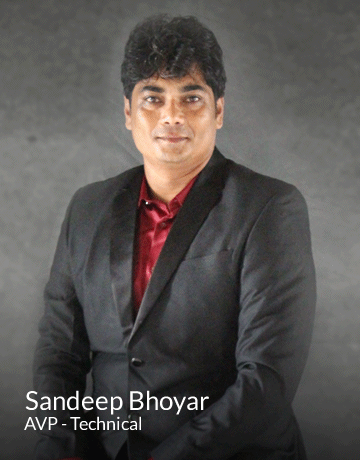 Sandeep Bhoyar | Avp Technical