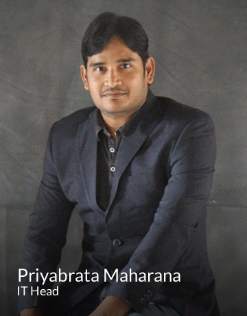 Priyabrata Maharana | IT Head