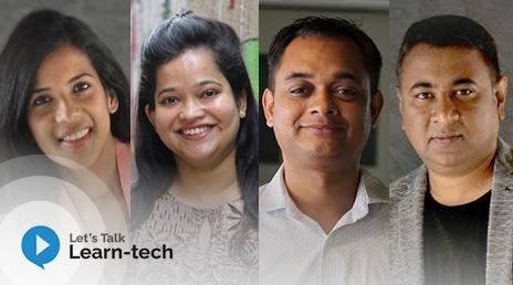 Podcast with Megha Shedge, Prashant Talele, Amar Pawar & Pranjalee Lahri (Host)