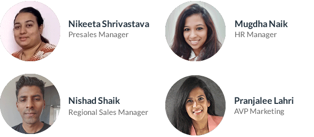 Let's talk Learn-tech Podcast with Mugdha , Nikeeta, Nishad & Pranjalee