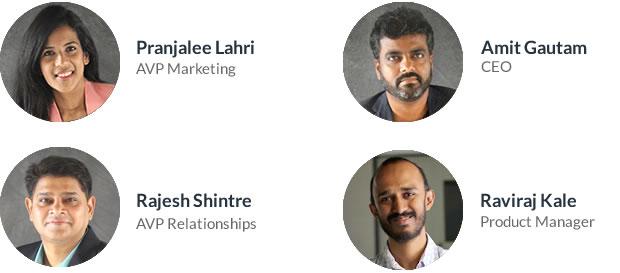 Digital Learning for the Hybrid Workplace podcast with Amit Gautam, Rajesh Shintre, Raviraj Kale & Pranjalee Lahri