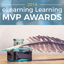 Amit Gautam's article on Mobile Learning receives an 'Honorable Mention' in the 2018 eLearning Learning MVP Awards