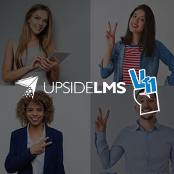 UpsideLMS Version 11 Launch | Learning Management System