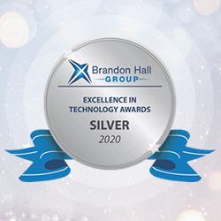 UpsideLMS bags Silver at the Prestigious 2020 Brandon Hall Group Awards