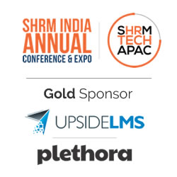 Gold Sponsors UpsideLMS at SHRM Annual Conference 2020