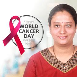 Dr Bhagyashree to raise Cancer awareness