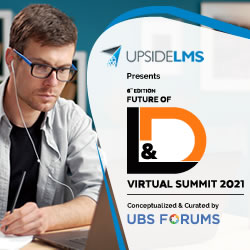 Future of L&D Virtual Summit 2021 associate with UBS Forums