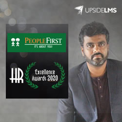 Amit Gautam Honoured as People's CEO of the Year at the PeopleFirst HR Excellence Awards, 2020