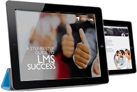 Get 'A Step-by-step Guide to LMS Success' with UpsideLMS' latest eBook