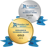 Brandon Hall Excellence In Technology Awards 2015