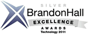 Upsidelms Wins Its 9th Brandon Hall Award; Wins A Silver In The 2011 Brandon Hall Excellence In Technology Awards