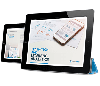 UpsideLMS highlights the importance of Learning Analytics in Learn-tech & in its latest eBook