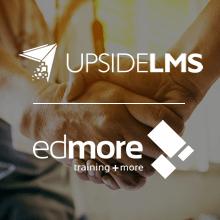 Edmore Training & UpsideLMS announce Reseller Partnership for UpsideLMS in Australia & New Zealand