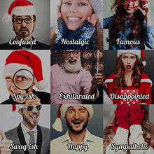 UpsideLMS brings in the holiday season with a fun, Gif-based microsite