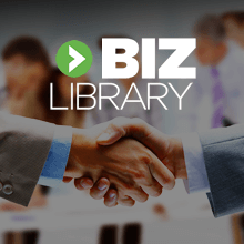 UpsideLMS-BizLibrary partnership