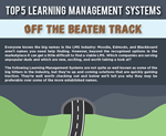 Top 5 Offbeat Learning Management Systems by InsiderHub