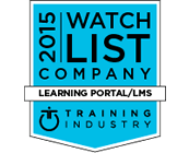 Training Industry Watch List Learning Portals 2015